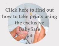 How to use the BabySafe Kit for great christening gifts